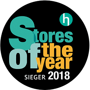 Stores of the Year 2018 Sieger
